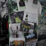 Wilmslow Clean Team 1st Birthday Party Display Board