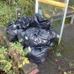 Wilmslow Clean Team Altrincham Road November 2017