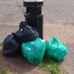 Wilmslow Clean Team Spring Clean 2019 - Prestbury Road