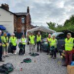 Wilmslow Clean Team Chapel Lane September 2021